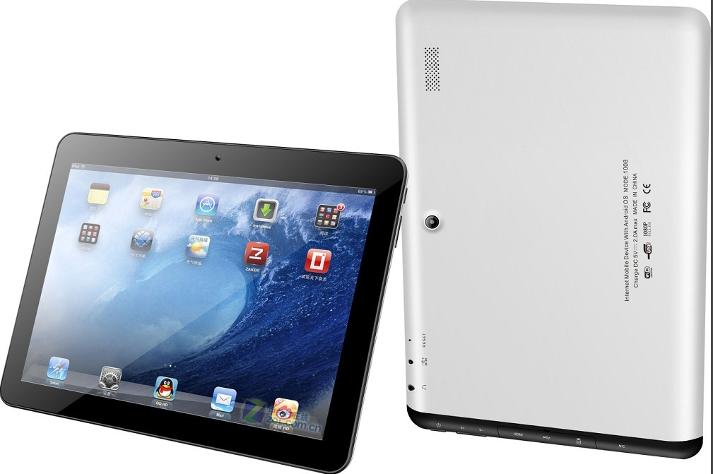 G101R Quad Core Wifi Tablet PC