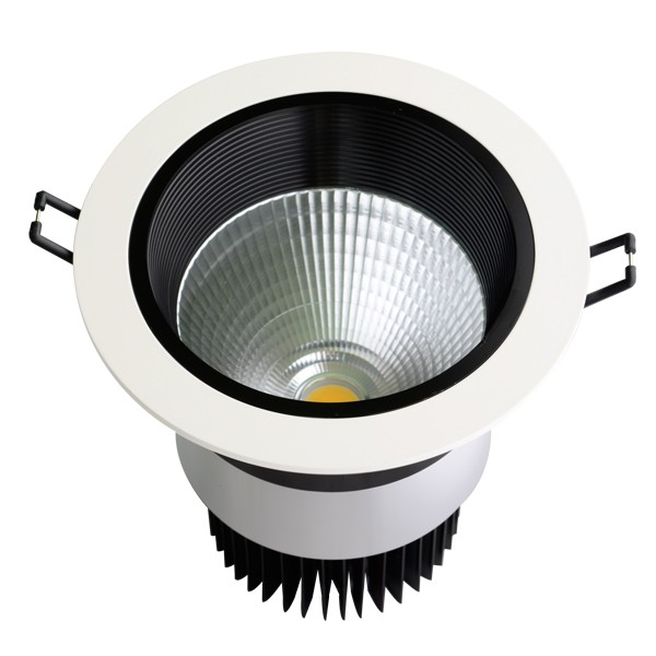 high quality dimming COB led downlight with
