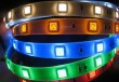 waterproof IP67 12 volt 5050 led strip lights