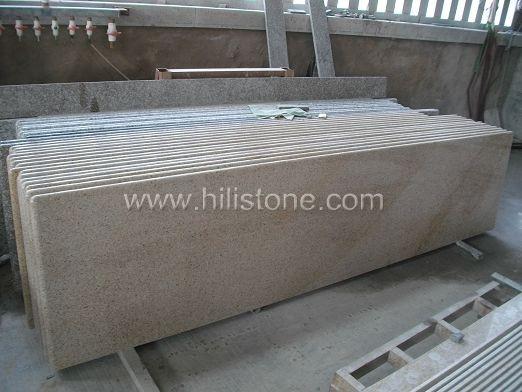 G682 Granite Polished Countertop - Flat edge