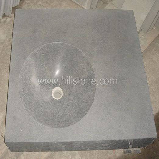 Basalt Honed Stone Sink