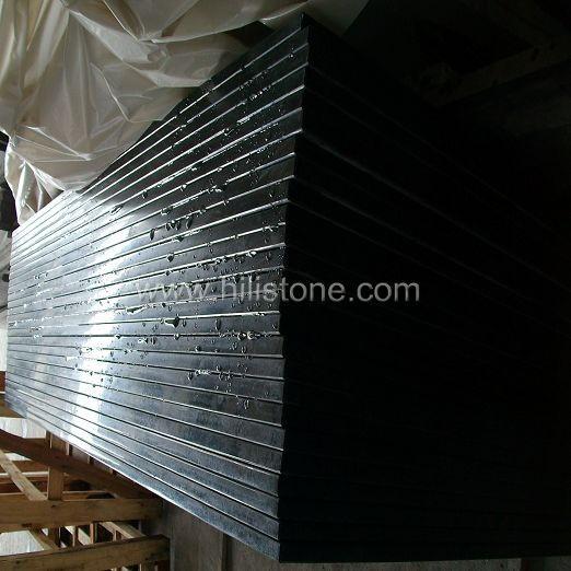 G684 Black Polished Table top - Rectangular