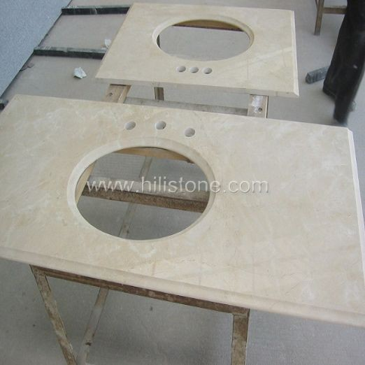Marble Polished Vanity Top