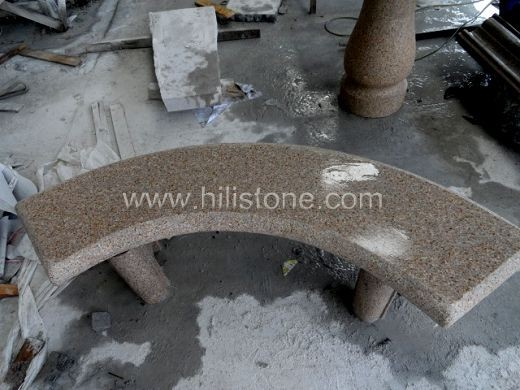 Stone furniture Table & Bench 33