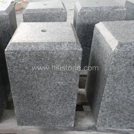 Stone Palisades Water pillars Flamed