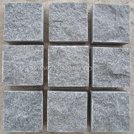 G654 Granite Natural Cobblestone