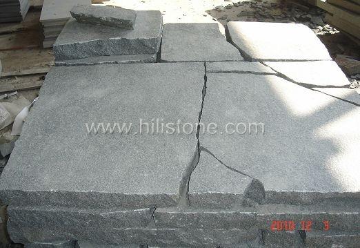 G612 Granite Crazy Paving