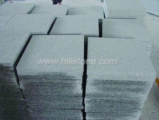 G603 Granite Bush-hammered Paving Stone