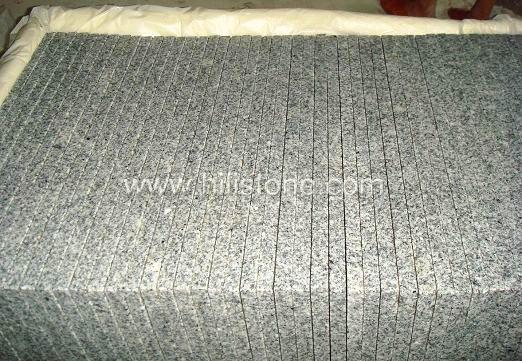 G603 Silver Grey Granite Flamed Paving Stone