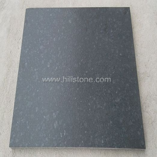 G684 Black Paving Stone - Leather Finish