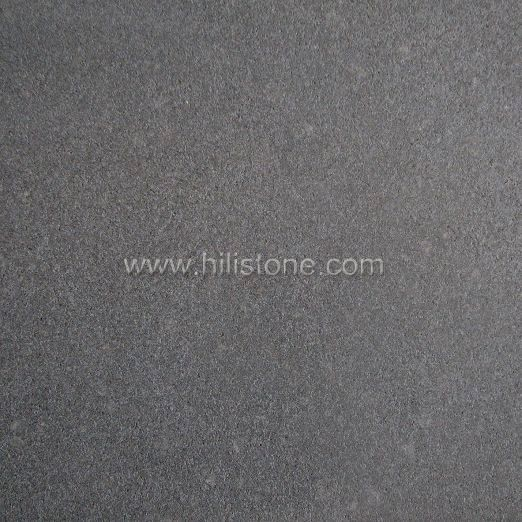 G684 Black Sandblasted Paving Stone