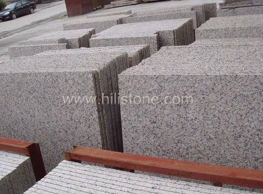 Huidong Red Granite Flamed Paving Stone