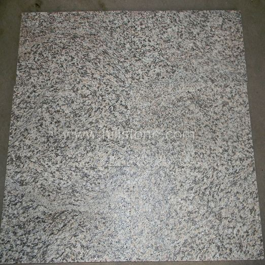 Tiger Skin Red Granite Flamed Paving Stone