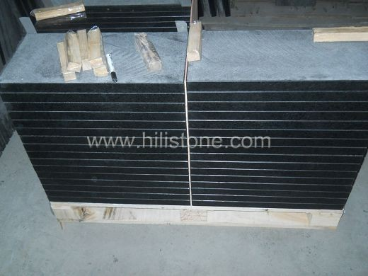 G684 Black Swimming Pool Coping Stones