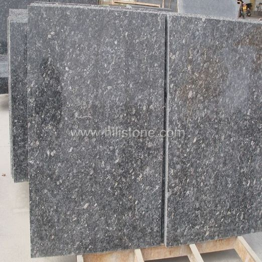 Blue Pearl Granite Polished Tiles