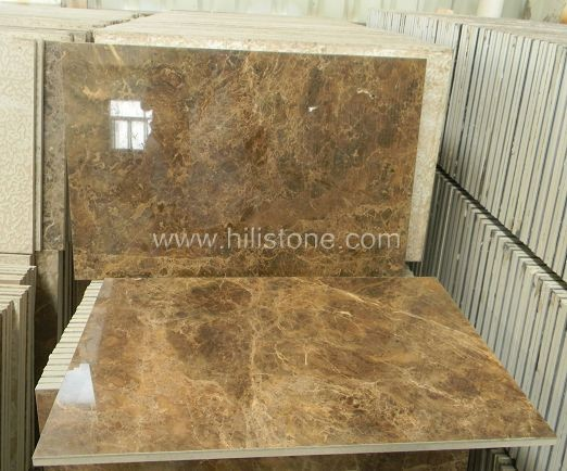 Emperador Dark Marble Polished Tiles