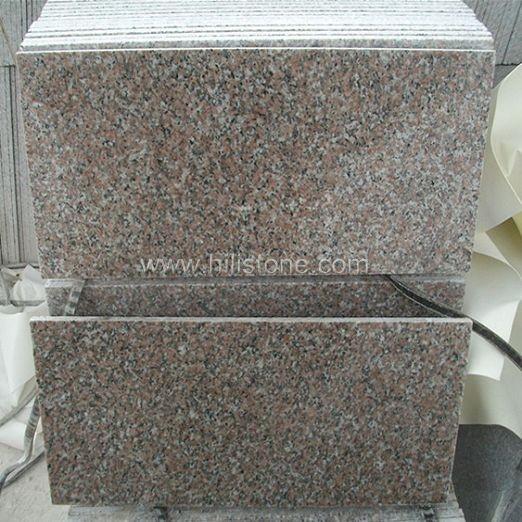 G635 Pink Granite Polished Tiles
