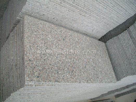 G636 Pink Granite Polished Tiles