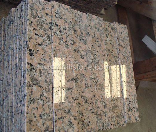 Huidong Red Granite Polished Tiles