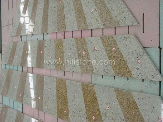 Ivory Silk Polished Tiles