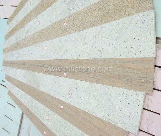 Kashmir White Granite Polished Tiles