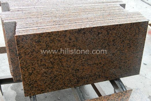 Tianshan Red Granite Polished Tiles
