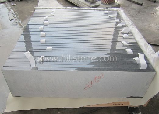 G654 Granite Polished Step