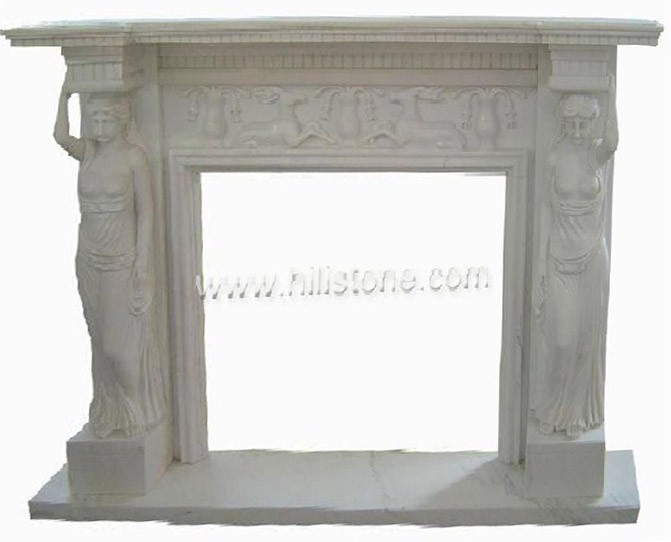 Fireplace mantel 17