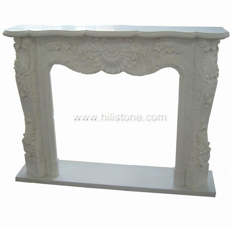 Fireplace mantel 19