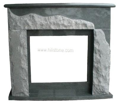 Fireplace mantel 21