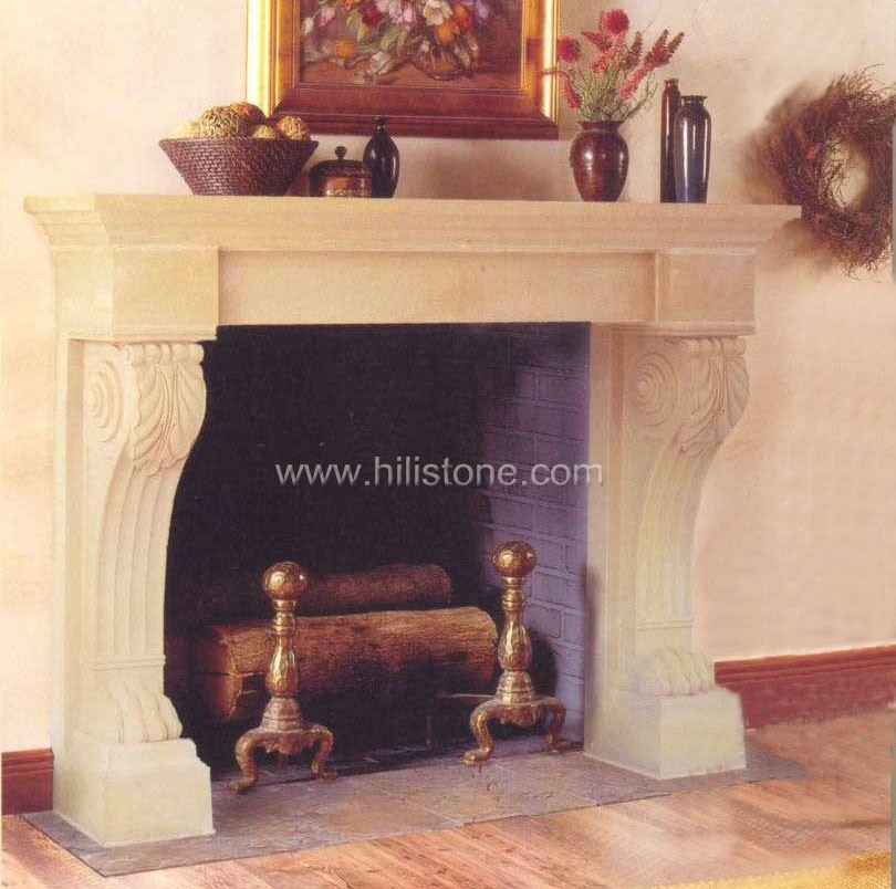 Fireplace mantel 5
