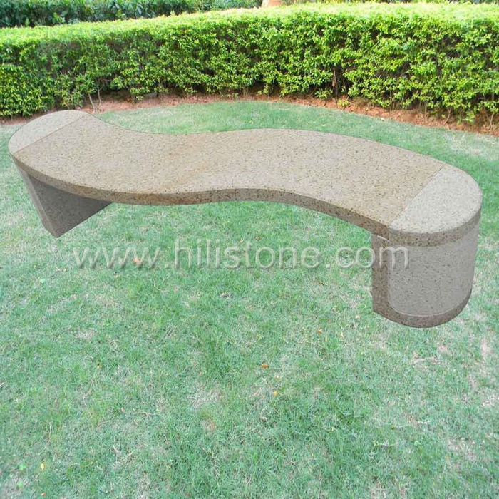 Stone furniture Table & Bench 12