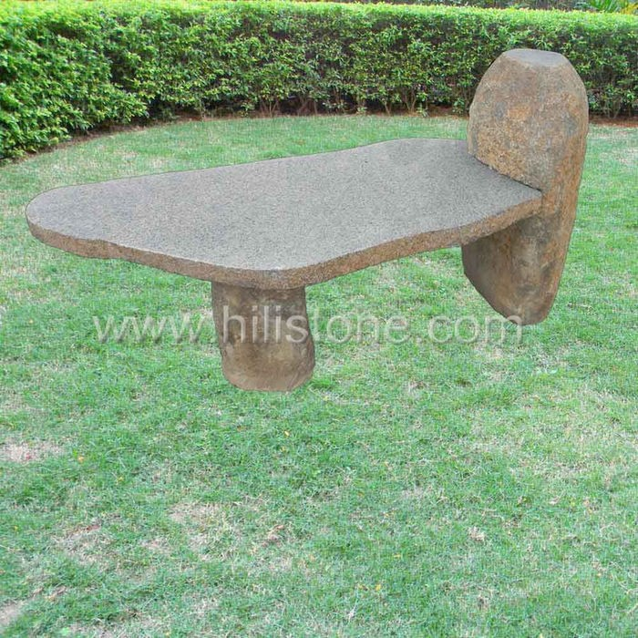 Stone furniture Table & Bench 18