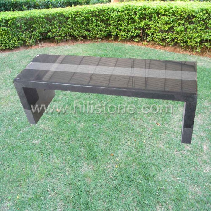 Stone furniture Table & Bench 5