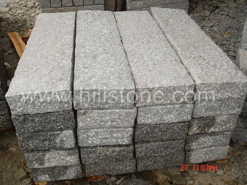 Stone Palisades G603 25x10cm Rough Bushhammered