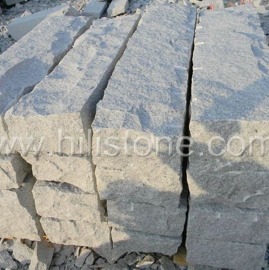 Stone Palisades G603 Top natural edge rough picked