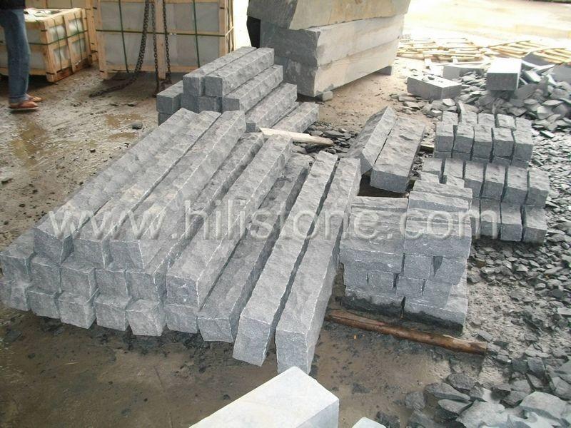 Stone Palisades G654 Pillars 12x12 Natural