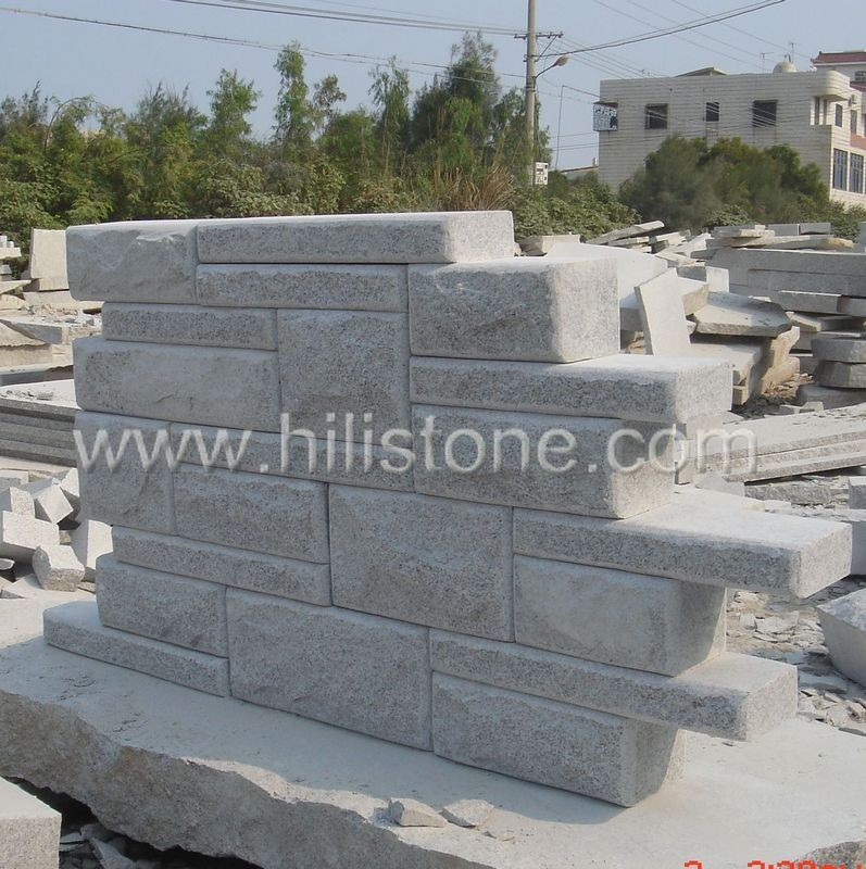 G603 Natural+Flamed Wall Stone