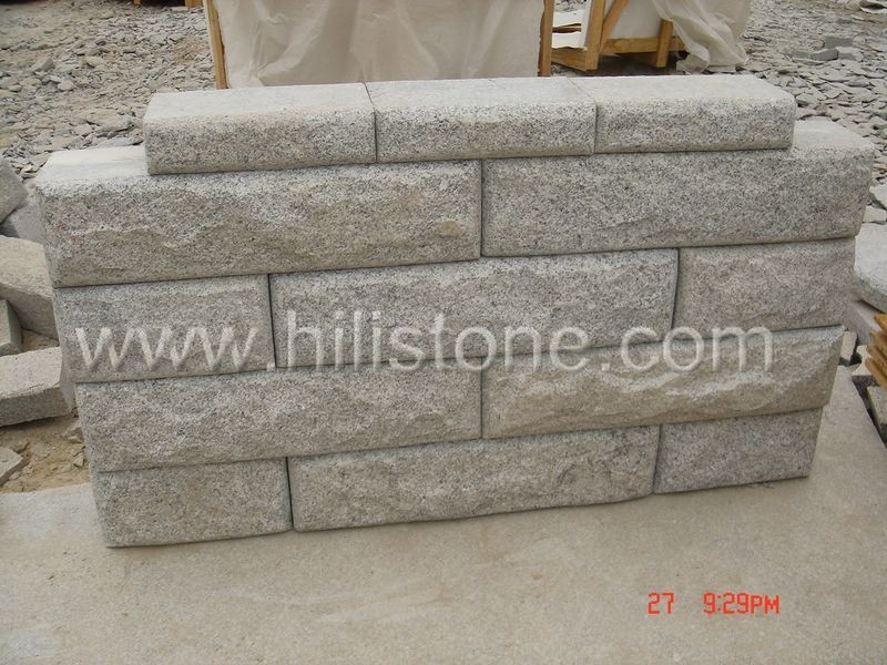 G603 Natural+Flamed Wall Stone Single size
