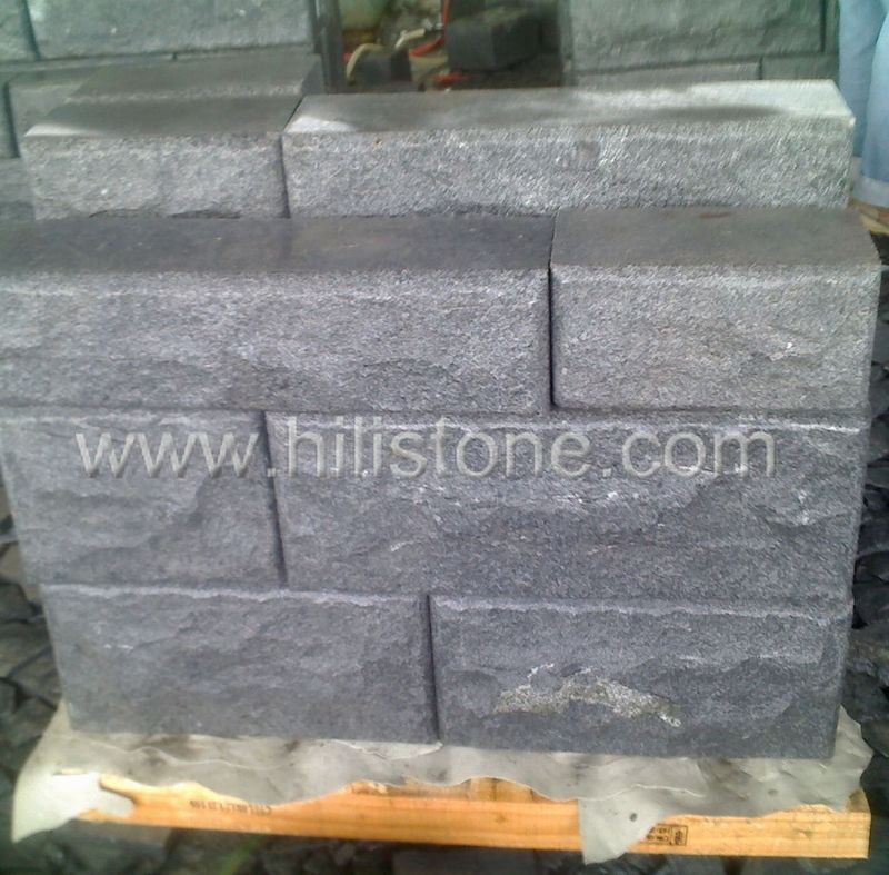 G654 Natural+Flamed Wall Stone