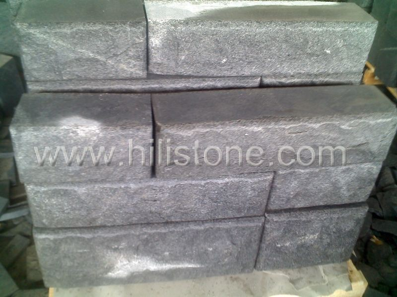G654 Natural+Flamed Wall Stone