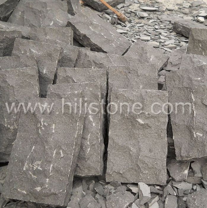 G684 Black Granite Natural Wall Stone