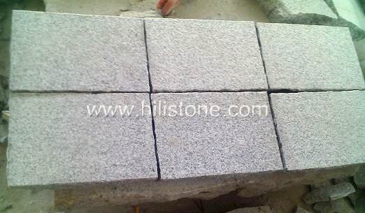 G603 Granite Flamed Stepping Stone T=6cm