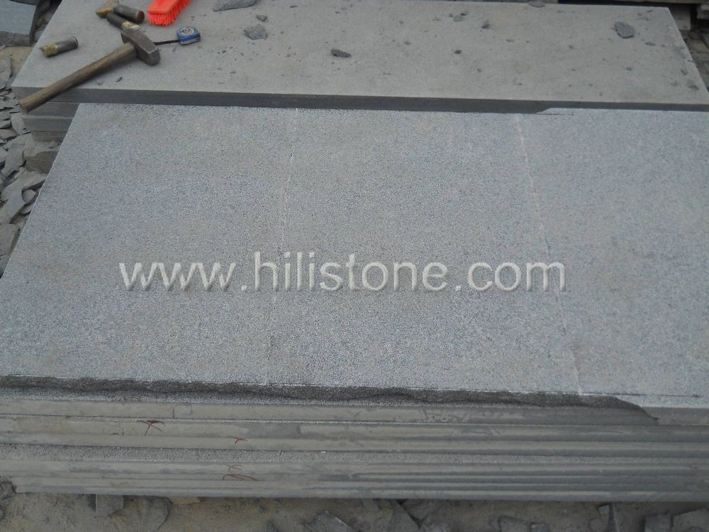 G654 Flamed 5cm Stepping Stone