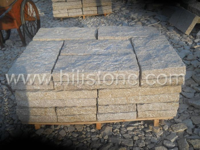 G682 Rectangle Natural Stepping Stone