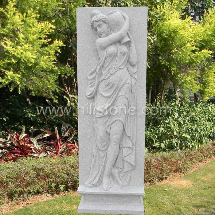 Stone Figure carving Religious 4 engraving