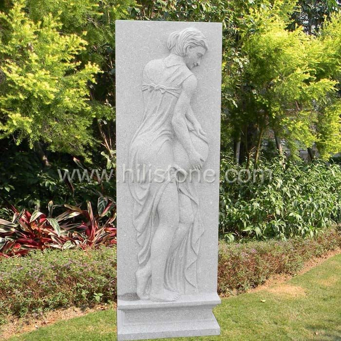 Stone Figure carving Religious 5 engraving
