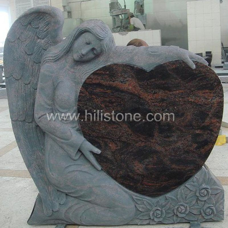 Tombstone-Headstone TM1 Angel Heart