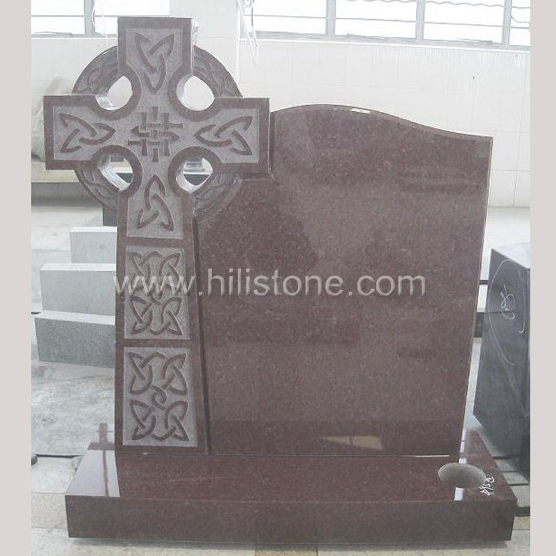 Tombstone-Headstone TM12 Cross