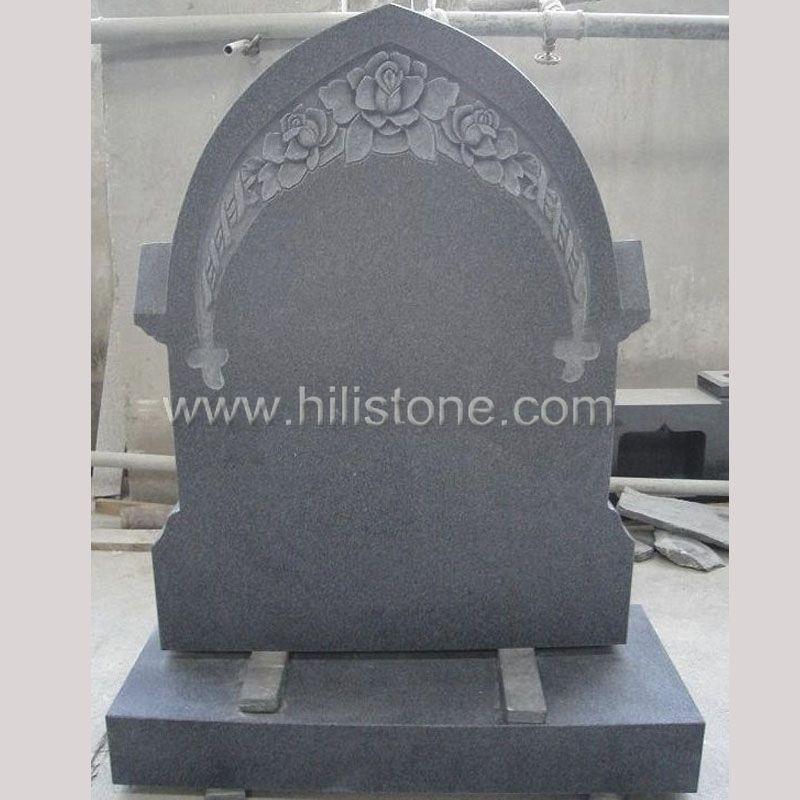 Tombstone-Headstone TM2 Gothic